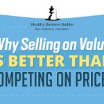 Why Selling on Value is Better Than Competing on Price