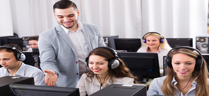 12 Tips for Training Call Center