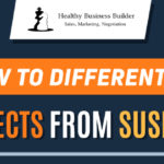 How to Differentiate Prospects from Suspects