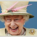 Healthy Business Builder HBB Group Laughing in Leadership is so Important Queen Elizabeth Image