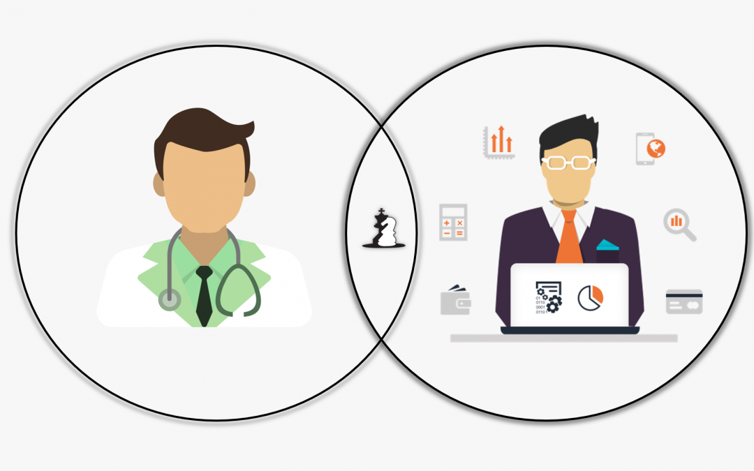 THE PHYSICIAN AND PHARMA ACCOUNT MANAGER RELATIONSHIP UNDER THE MICROSCOPE