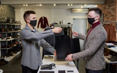 9 Tips for Selling in a Mask: Service with a (Covered) Smile